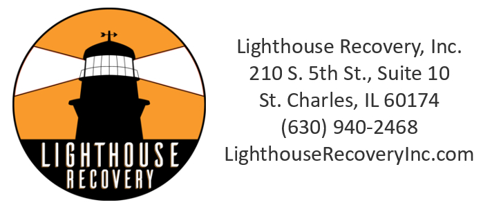 Lighthouse Recovery, Inc. Logo